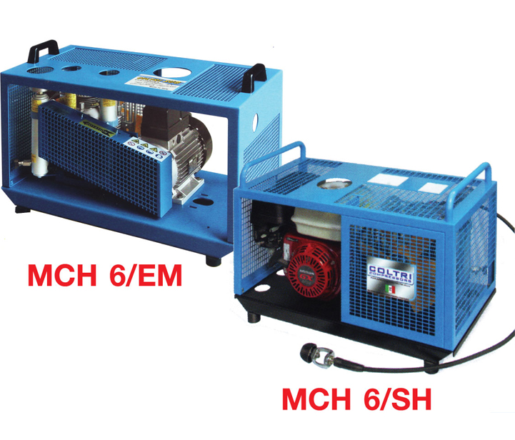 COLTRI BREATHING AIR COMPRESSORS   Pacific And Fire AEC